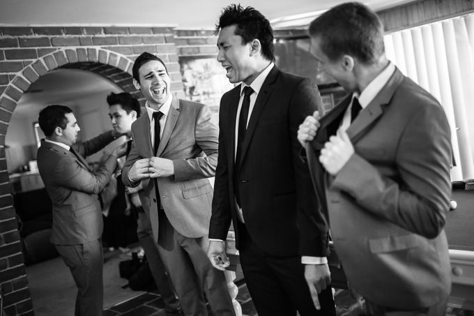 Leonie & Ryan, Mornington Peninsula, Victoria, Australia by Tim Gerard Barker Wedding Photography & Film - 002
