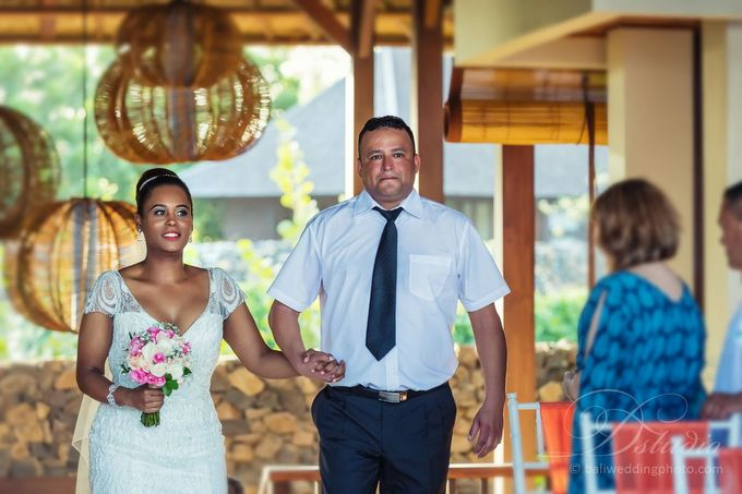 Tenniel and Dean Wedding by D'studio Photography Bali - 009