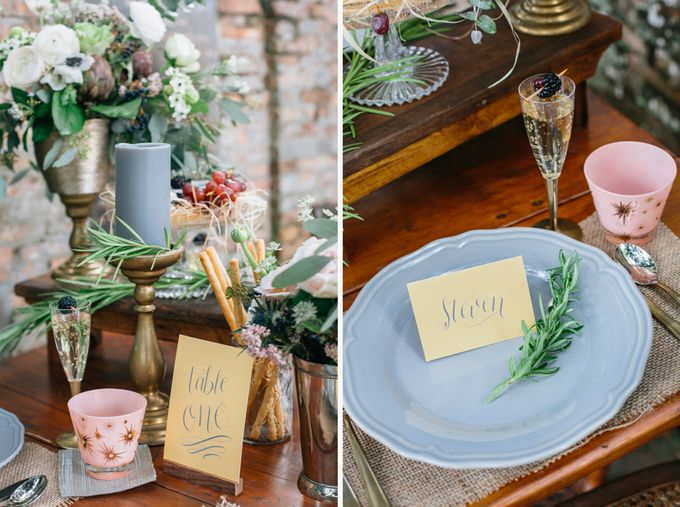 RUSTIC GRAZING TABLE by Bloc Memoire Photography - 016