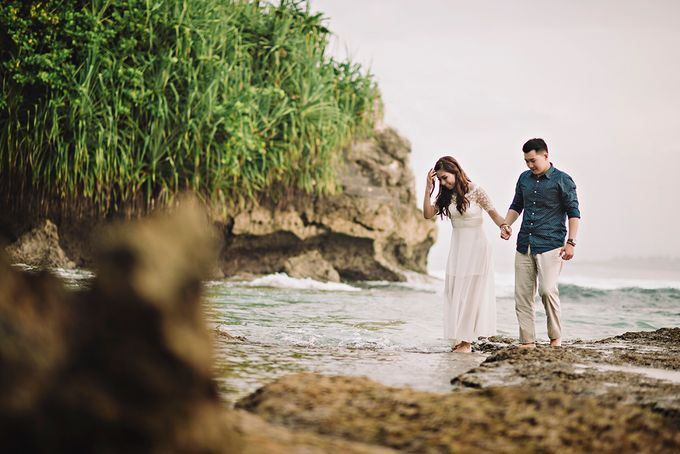 Andy N Elvira Prewedding by Hendra & Andre by Cheese N Click Photography - 018