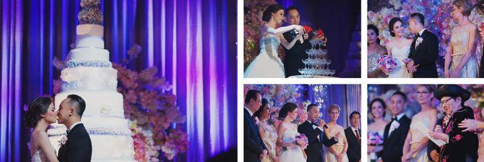 WEDDING OF DAVID & YESSICA by Angie's Cake - 001