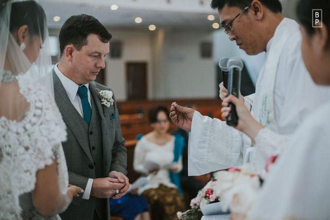 Gareth & Sata Wedding by Bernardo Pictura - 017