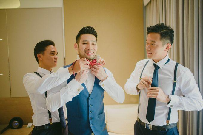 RUSTIC WEDDING DAVID AND JOICE IN SKY AYANA BALI by W organizer - 003