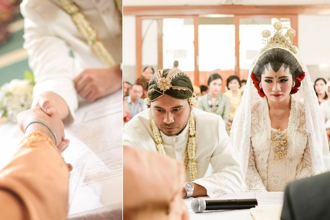 TASHA & BOWO | WEDDING by Kotak Imaji - 020