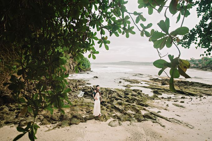 Andy N Elvira Prewedding by Hendra & Andre by Cheese N Click Photography - 019