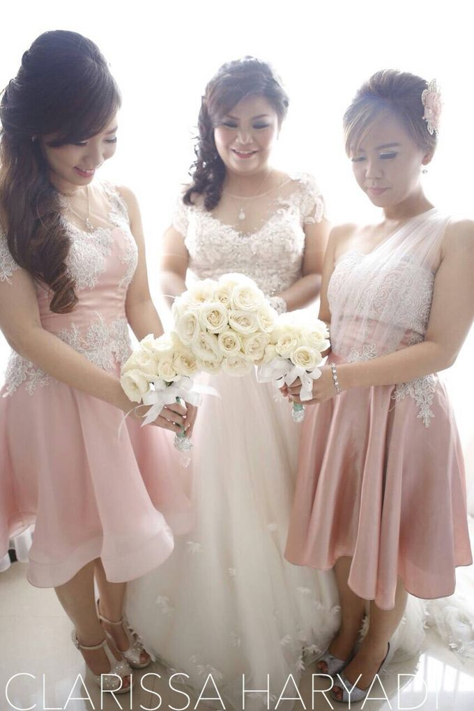 BRIDESMAID / POLONAISE by CLARISSA HARYADI - 014