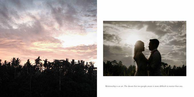 The Bali Prewedding | Kevin & Kristina by Costes Portrait - 013