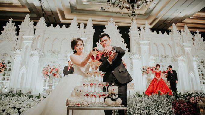 Add To Board Royal Wedding Of Alvin Wimelia By Hotel Indonesia Kempinski Jakarta
