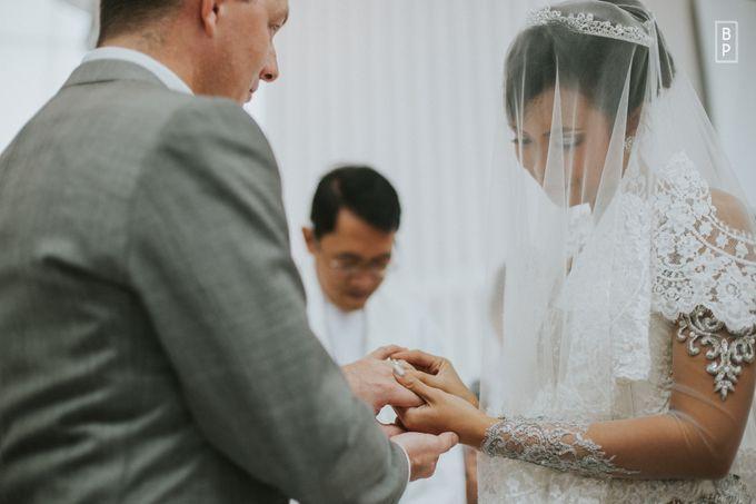 Gareth & Sata Wedding by Bernardo Pictura - 018