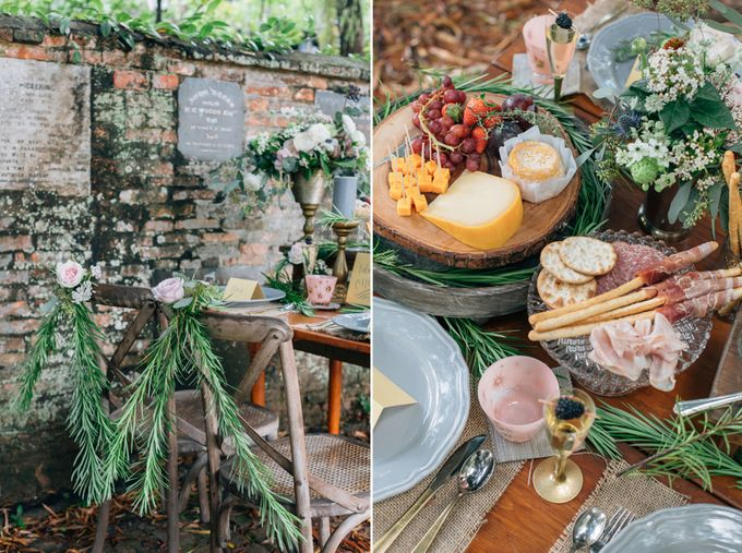 RUSTIC GRAZING TABLE by Bloc Memoire Photography - 018