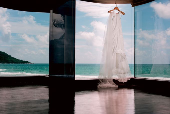 Romantic Phuket wedding by Hilary Cam Photography - 005