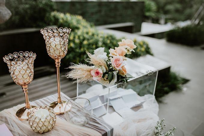 Wedding Anastasia & Arif by Bali Izatta Wedding Planner & Wedding Florist Decorator - 003
