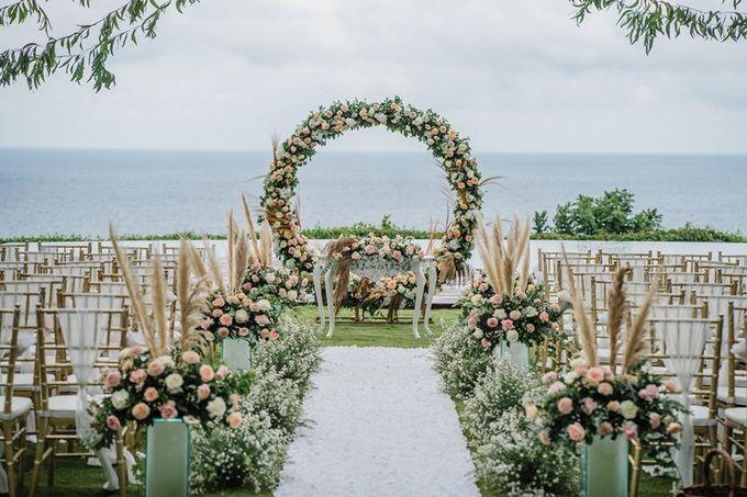 Wedding Kevin & Paulina by Bali Izatta Wedding Planner & Wedding Florist Decorator - 001