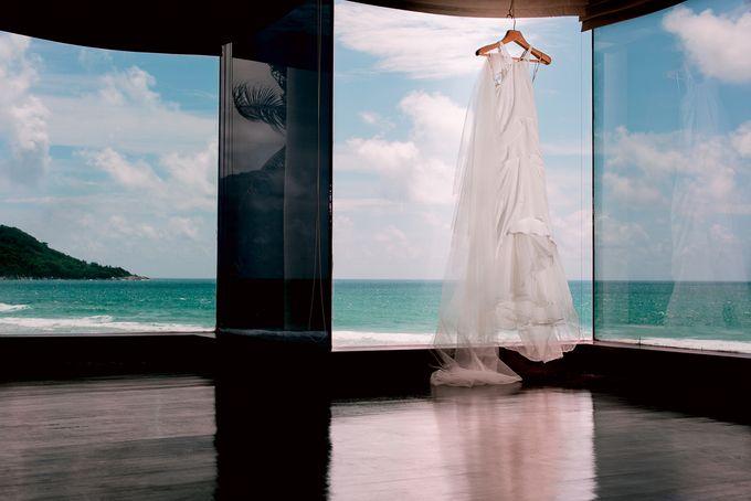 Romantic Phuket wedding by Hilary Cam Photography - 002