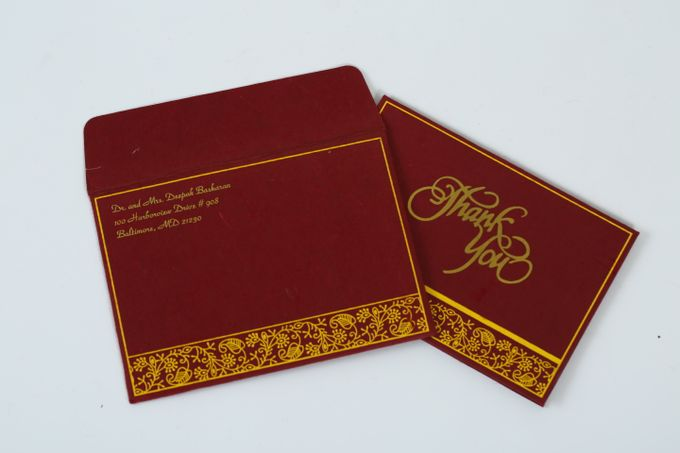 Indian theme wedding by 123WeddingCards - 001