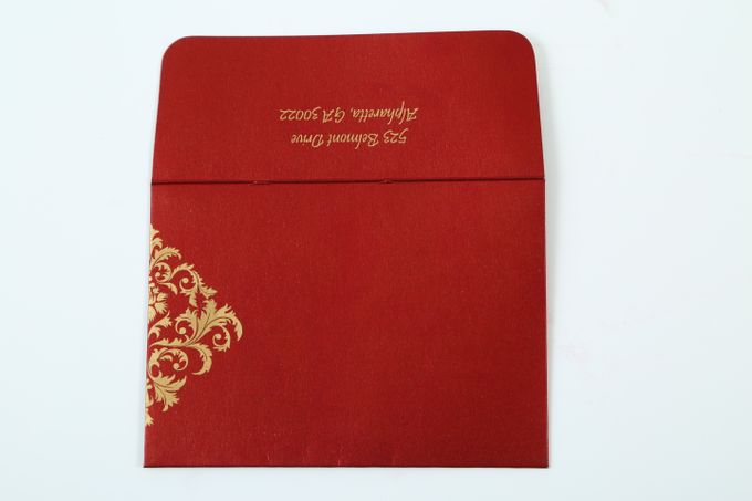 Indian theme wedding by 123WeddingCards - 003