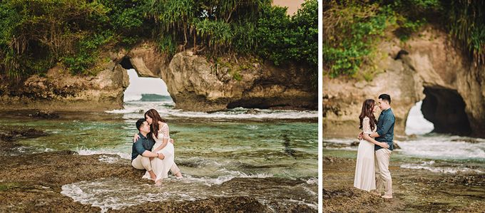 Andy N Elvira Prewedding by Hendra & Andre by Cheese N Click Photography - 020