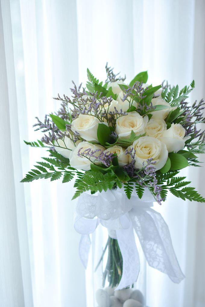 Purple Wedding by Mira Mi Bali Wedding - 002