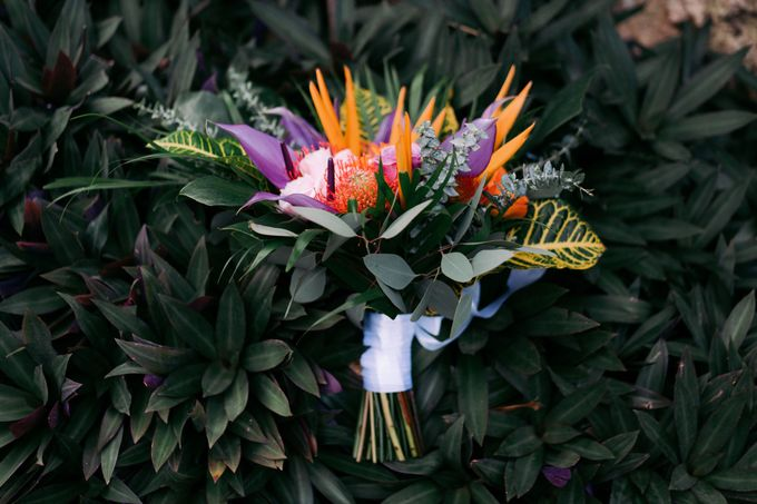 Tropical Lush Wedding in Bali by Silverdust Decoration - 006