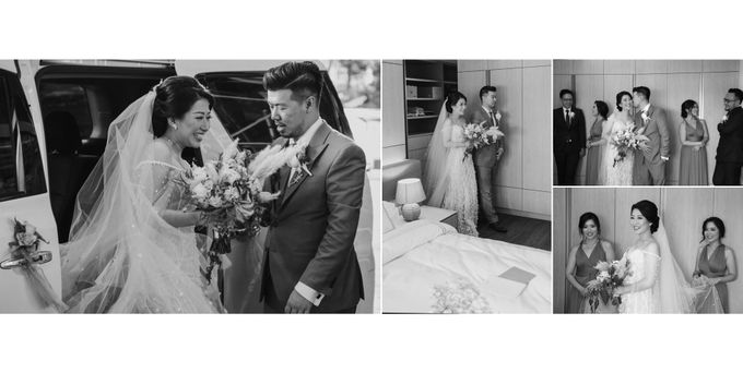 The Wedding of Carin and Stephen by Wong Hang Distinguished Tailor - 018