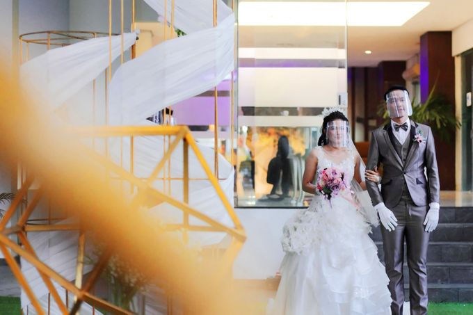 The New Normal Amalia Wedding Simulation 2020 by Retro Photography & Videography - 031