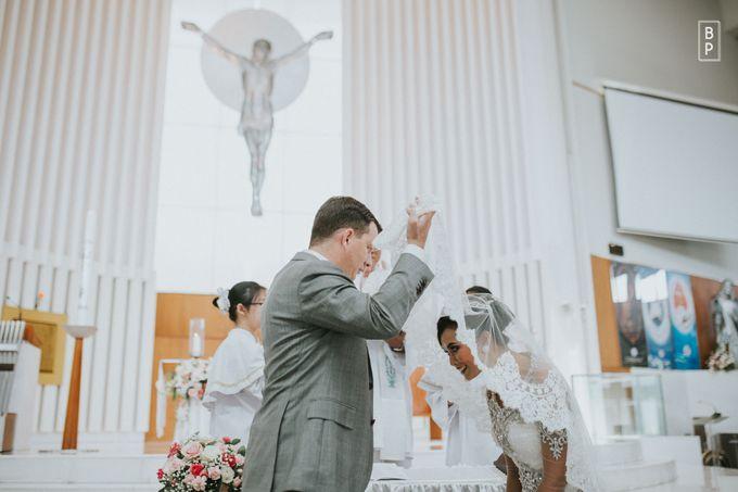 Gareth & Sata Wedding by Bernardo Pictura - 020