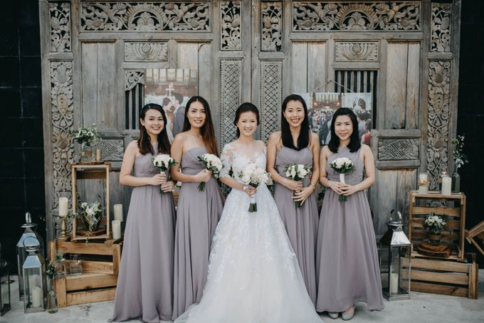 The Wedding of Brandon & Jie Yi by Yeanne and Team - 002