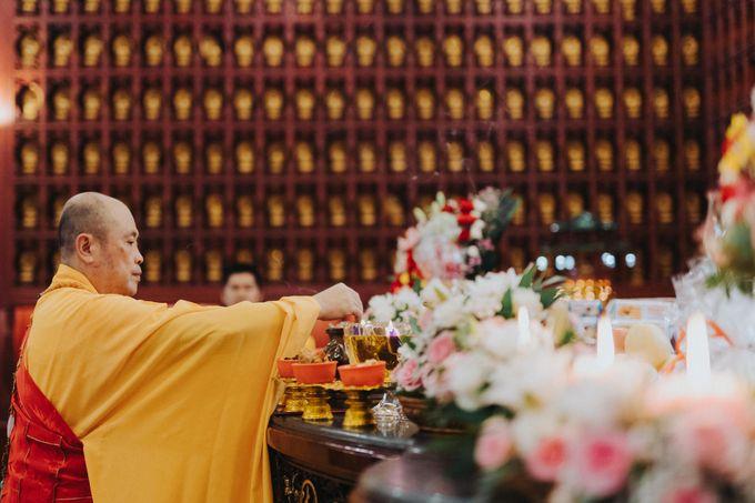 Spring Happy Colors Ceremony at Vihara Dharmasagara by Terralogical - 032