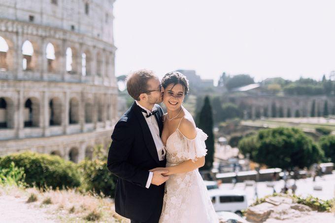 Wedding Ceremony in Villa Giovanelli Fogaccio by Vera Weddings - 001