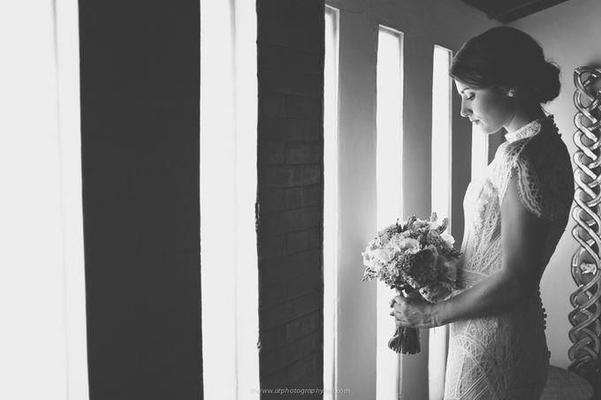 Jade & Jeremy | Wedding in Bali by AT Photography Bali - 006