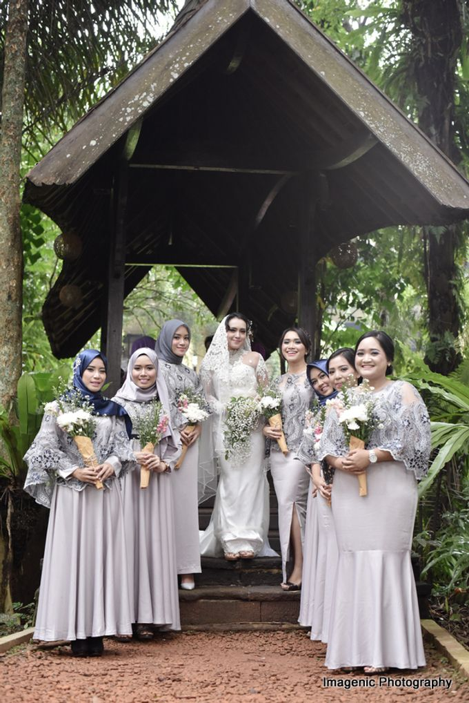 Wedding Intan & Daus by Novotel Bogor Golf Resort and Convention Centre - 009