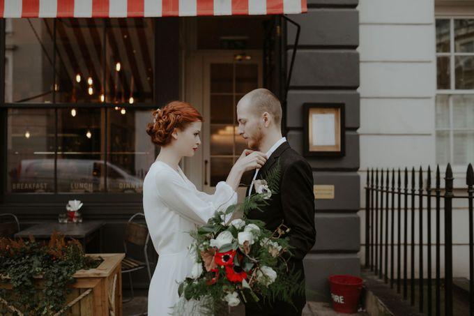 Pre Wedding Shoot in London by Cinzia Bruschini Photography - 013