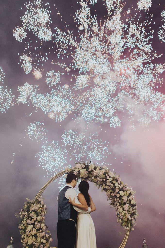 Diva & Jeff Wedding by KAMAYA BALI - 007