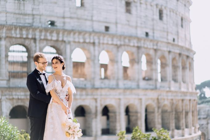 Wedding Ceremony in Villa Giovanelli Fogaccio by Vera Weddings - 002