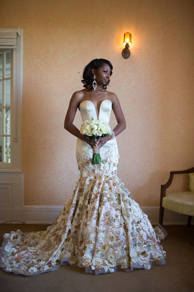 Couture Bridal Gowns by Desiree Spice by Desiree Spice - 002
