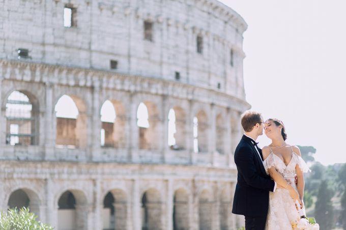 Wedding Ceremony in Villa Giovanelli Fogaccio by Vera Weddings - 003