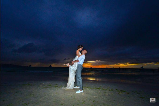 Wedding Bells in tropical Island by #1 Boracay Wedding Photographer - Joel Juliano - 009