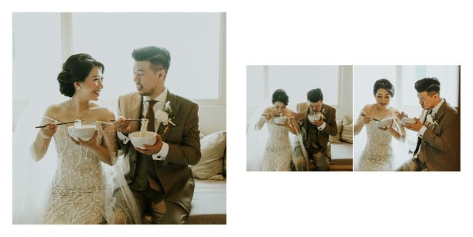 The Wedding of Carin and Stephen by Wong Hang Distinguished Tailor - 012