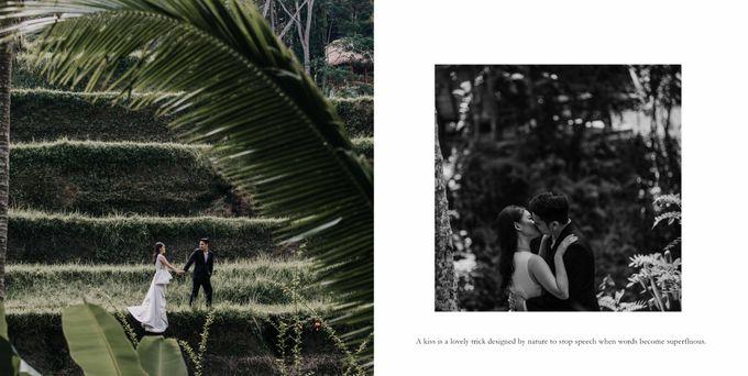 The Bali Prewedding | Kevin & Kristina by Costes Portrait - 022