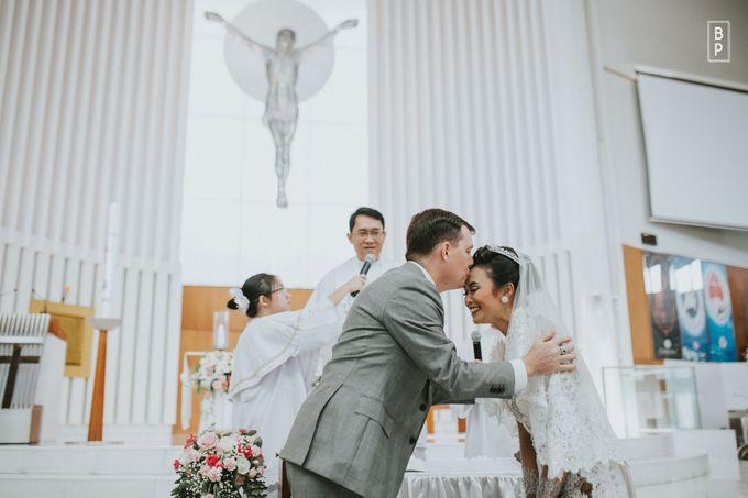 Gareth & Sata Wedding by Bernardo Pictura - 022