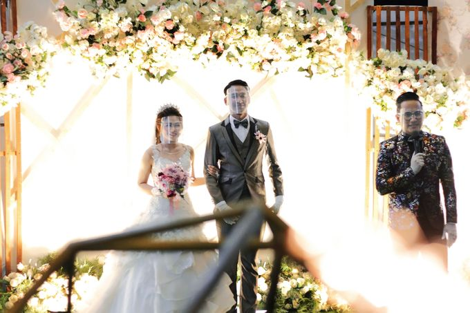 The New Normal Amalia Wedding Simulation 2020 by Retro Photography & Videography - 024
