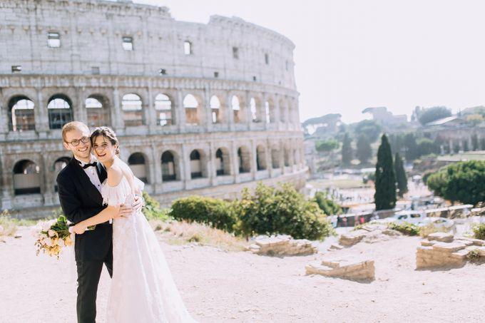 Wedding Ceremony in Villa Giovanelli Fogaccio by Vera Weddings - 004
