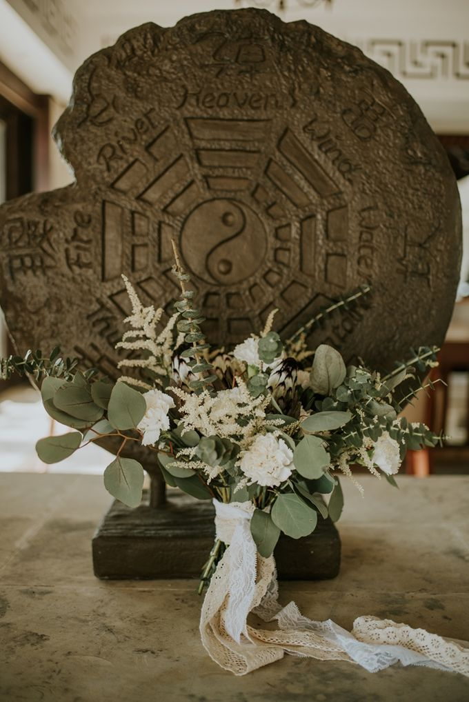 Bali Greenery Rustic with Boho Touch Wedding Decoration by Eurasia Wedding - 010