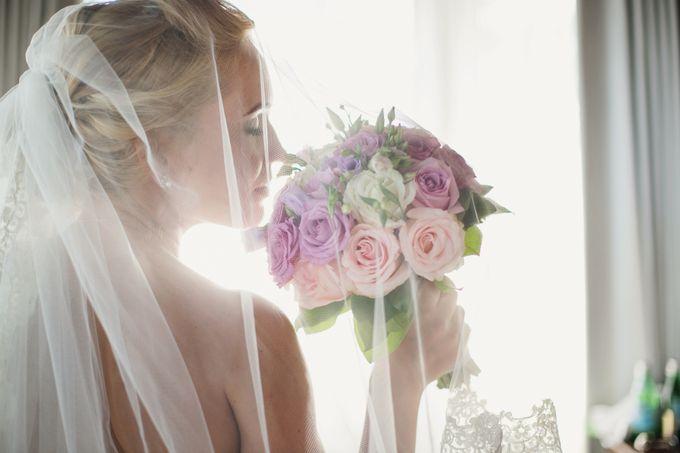 Purple wedding by Bali Angels - 006