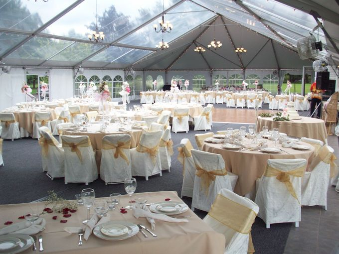Tents by Newtown Party Rental - 035