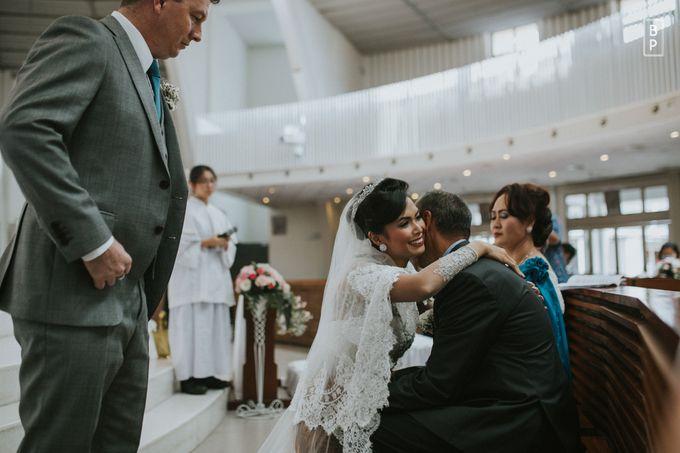 Gareth & Sata Wedding by Bernardo Pictura - 023