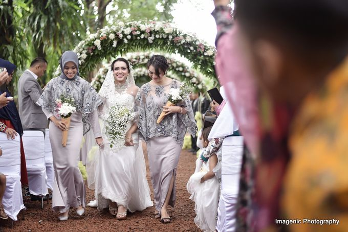 Wedding Intan & Daus by Novotel Bogor Golf Resort and Convention Centre - 010