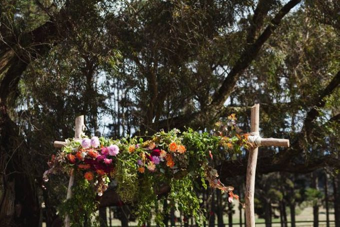 Autumn wedding by Hilary Cam Photography - 007
