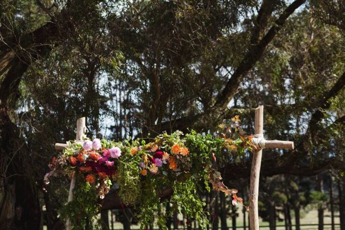 Autumn wedding by Wild Blossom Flowers - 007