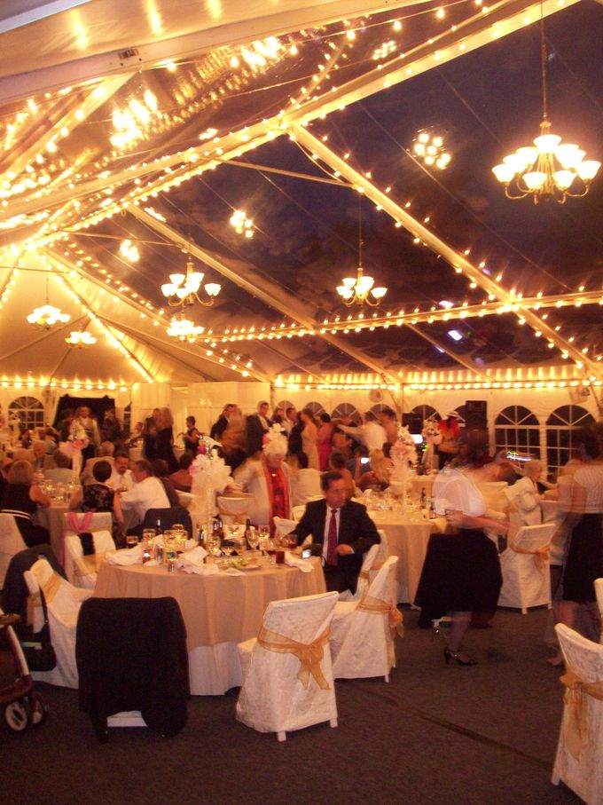 Tents by Newtown Party Rental - 036